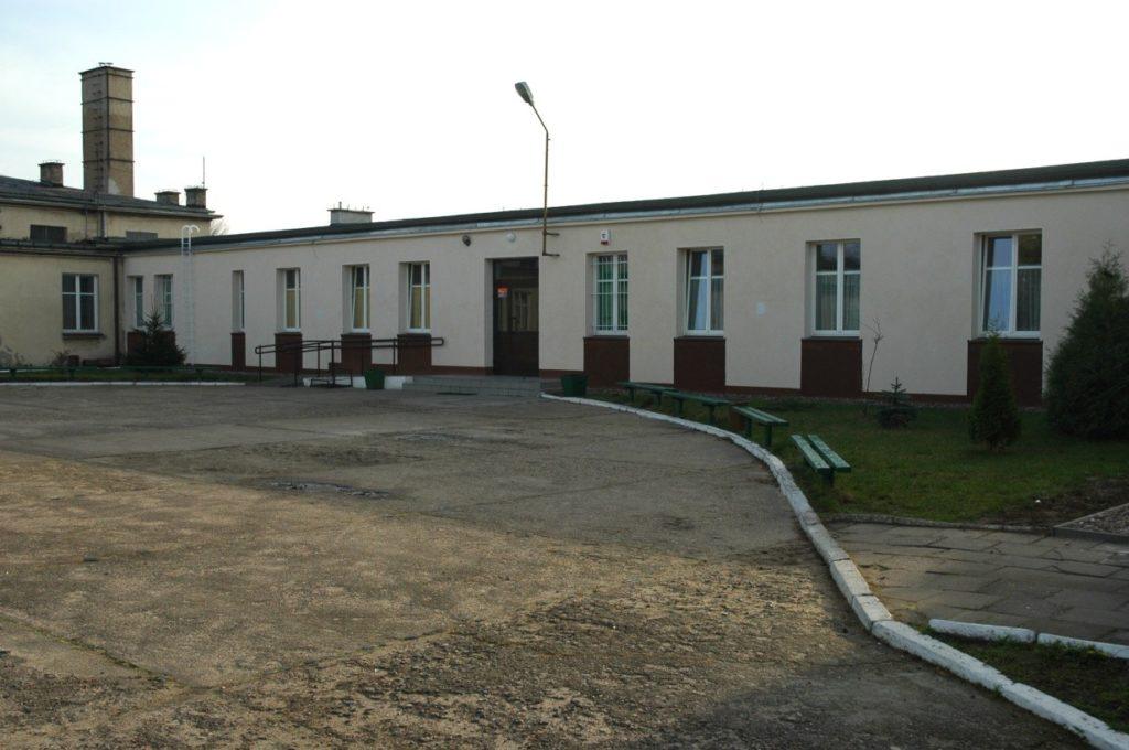 Siedziba szkoły ul. Hugona Kołłątaja 1